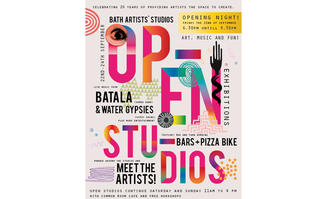 Bath Artists' Studios - Open Studios