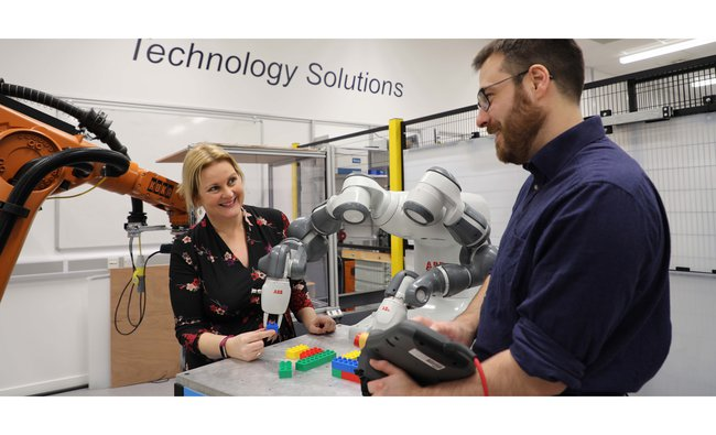 Introduction to Robotics - Free workshop for SMEs in the West of England